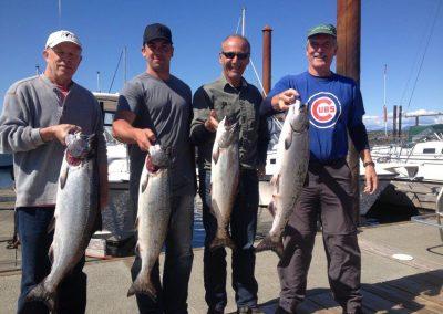 Campbell River Fishing Adventures - Saltwater Sportfishing