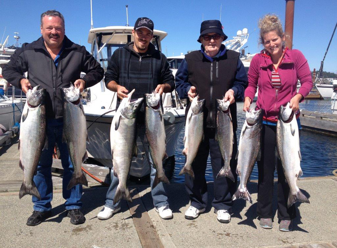 Coastal Island Fishing Adventures - Saltwater Sportfishing