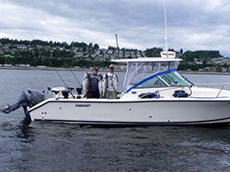 26' Pursuit - Transport Canada Certified & Fully Insured