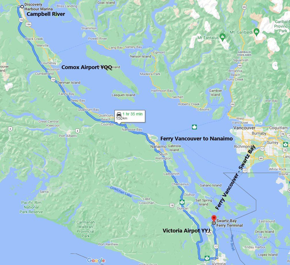 Coastal Island Fishing Adventures - Campbell River, BC